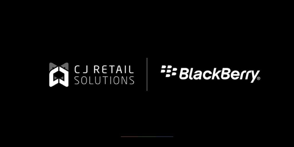 CJ retail solutions & Blackberry working together