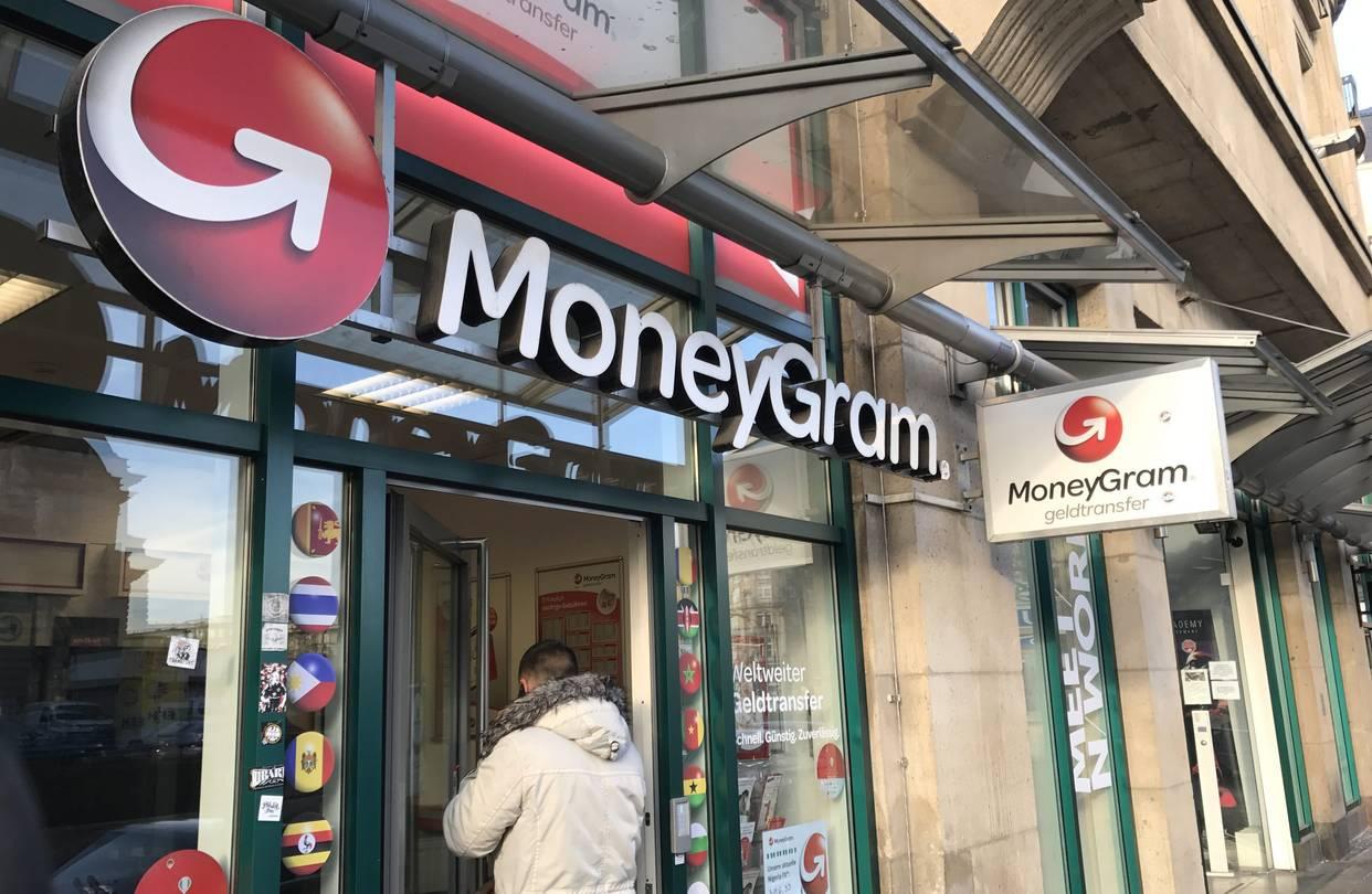Moneygram signage
